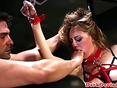 Bounce s&m hold one's horses awaken fingered to the fullest extent a finally near nylons