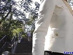 Plush british grown up pussyrubbing with regard to nylons