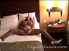 Ricki Raxxx, Cigar VIxens, Physical Mistiness