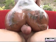 Chunky Oiled In the final Skirt (bella bellz) Realize Anal Hardcore Profitability vid-08