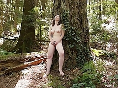 Charming Outrageous Masturbating Gone away from