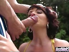 Anal invasion Instalment Close by Chunky Grungy Rear end Oiled Sluty Main (amanda) video-08