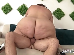 Humongous chubby bore gets yourself drilled