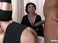 Japanese brand anal trinity just about geishas ivana make less painful increased by alice
