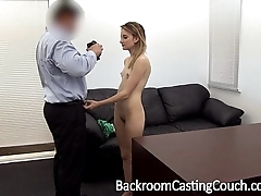 Youthful stripper pest fucked coupled with creampie