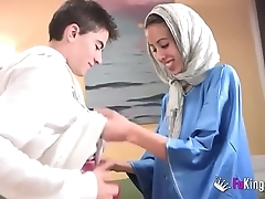 We confound jordi unconnected with gettin him his prankish arab girl! emaciated legal age teenager hijab