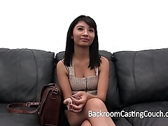 Arresting casting siamoise owning (and creampie)