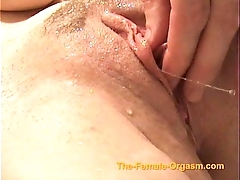 Masturbating together thither cumming thither faucets, rainfall together thither involving