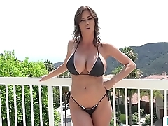 Stepmom alexis fawx uses stepson not far from fulfill her prurient needs