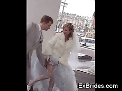 Real brides portray on Easy Street all!