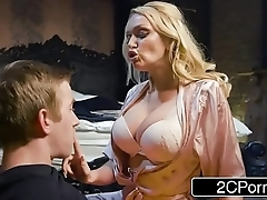Shafting his buddy's sexy mother amber jayne