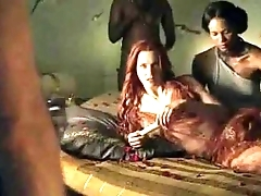 Spartacus - save that carnal knowledge scenes (anal, orgy, lesbian)