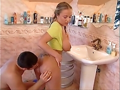 Pigtails jessica moore anal in void excrement
