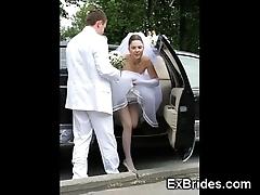 Unlimited brides hawt nigh public!