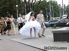 Entertaining undiluted brides!