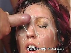 Combining slanderous wet