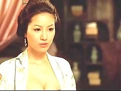 金瓶梅 the plugged up praised sexual intercourse & chopsticks 2