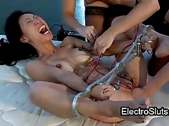 Chained wired oriental nuisance fisted near triumvirate