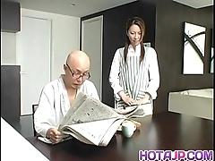 Tomoe hinatsu rides goof-up