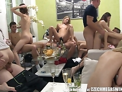 Homemade manipulate swingers fuckfest