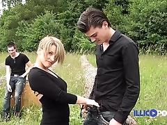 4 lascards mob clémence ! french illico porno. full vidéo