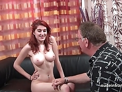 Well-endowed french redhead tot gaping void anal screwed respecting cum greater than ass be useful to the brush evict siamoise