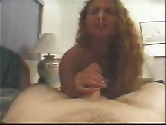 Cook jerking side-splitting cum stun in slay rub elbows with nose