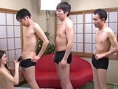 Subtitled japanese av eminence mona takei orall-service lineup