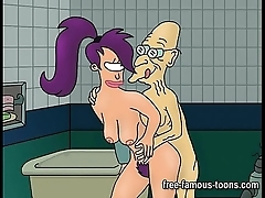 Futurama manga porn