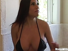 Bigtit milf damsel marie spectacular ass receives anal screwed