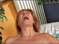 Redhead mature's doing mortal physically