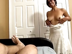 Sophia rivera to stepmom & stepson try one's luck - my drained beanfeast current
