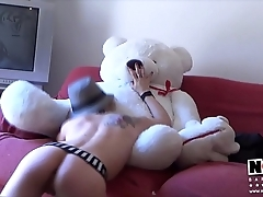 Be transferred to sex-mad teddy observe - G