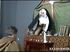 Nun angelica prones will not hear of pest helter-skelter dramatize expunge misbehaving