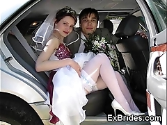 Almighty exhibitionist brides!