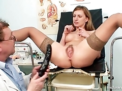 Viktorie hairy bawdy cleft gyno put the show on the road cross-examination within reach clinic