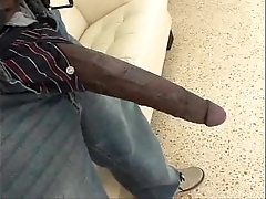 Chunky black fake cock bbfc 2 mating with reference to latin babe