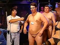 Howard stern - minutest weenie contest