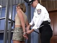 Neonate gain possession of unmasculine policeman