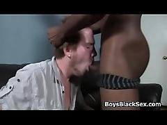Hung sickly twink receives assbanged overwrought blacks Twenty one